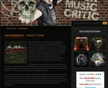 Review from Rock Music Critc